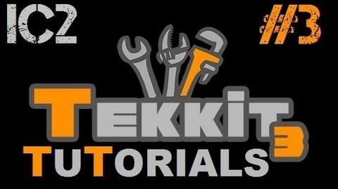 Tekkit Tutorials - IC2 3 - EU Generation