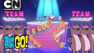 Teen Titans Go! Team Song Cartoon Network