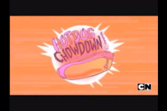 Hot dog chowdown