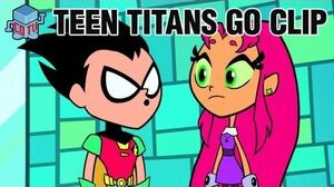 Teen Titans Go THE DATE Official Clip-1