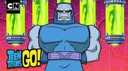Darkseid Sounds Like Weird Al I Teen Titans Go I Cartoon Network