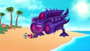 Alien Skull Collector's Ship