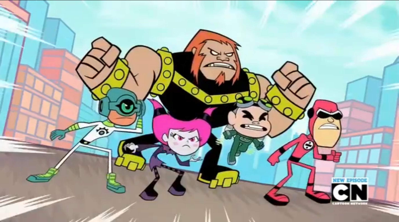 Bad Guys Teen Titans Is 92