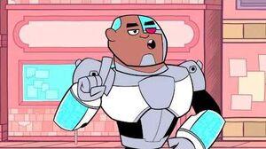 "Teen Titans ""Grandma Voice"" Preview Clip"