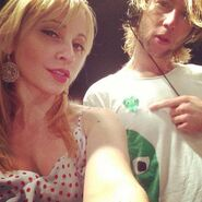 Greg Cipes and Tara Strong 4
