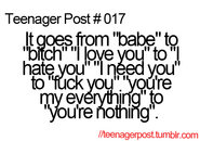 Teenager Post 017