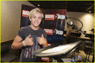 Ross Lynch werewolf by night