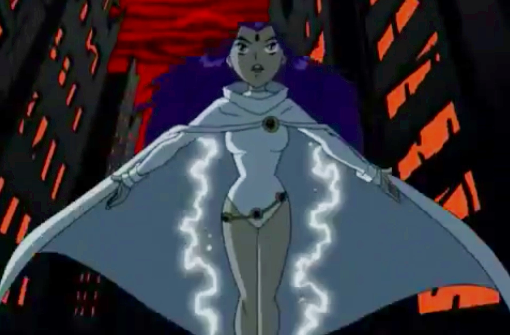 White Raven | Teen Titans Wiki | Fandom powered by Wikia