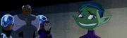 Raven blames on Beast Boy