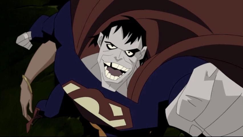 Bizarro | Teen Titans Fanon Wiki | Fandom powered by Wikia Justice League Unlimited Cyborg