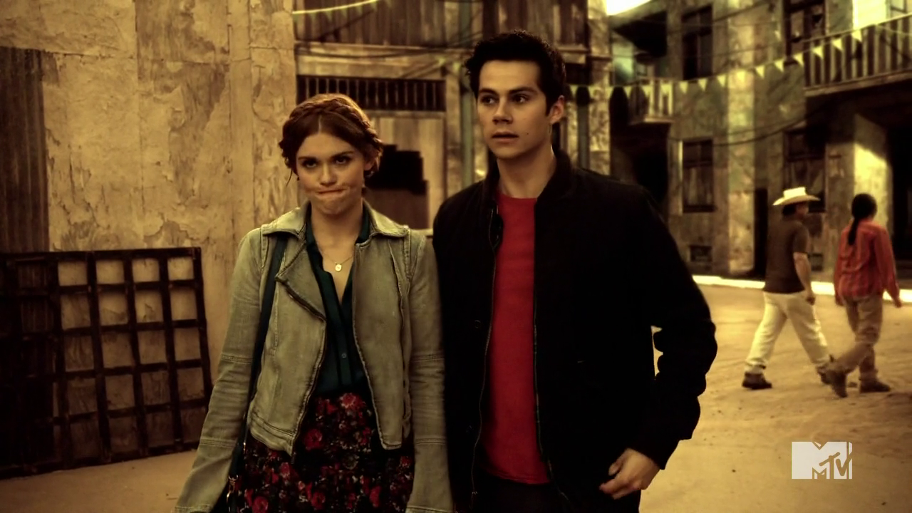 Stiles And Lydia Season 3 Fichier:Teen Wol...