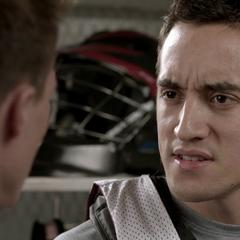 Danny confronts Jackson