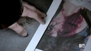 Teen Wolf Season 4 Episode 5 IED stabbing mark