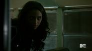Teen Wolf Season 4 Episode 5 IED Violet bus close