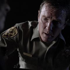 Sheriff Stilinski and Allison