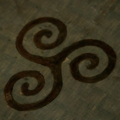 Triskelion on Derek's Big Box of Torture Devices