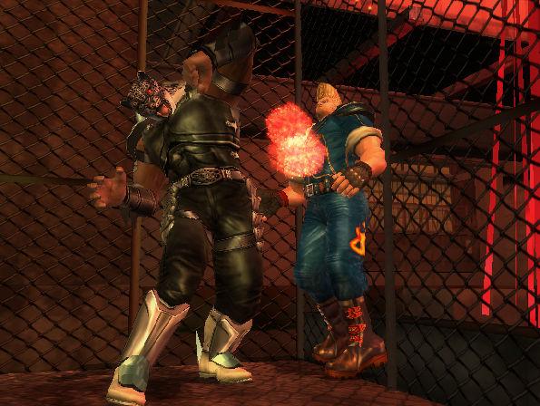 Tekken 5 King Ending