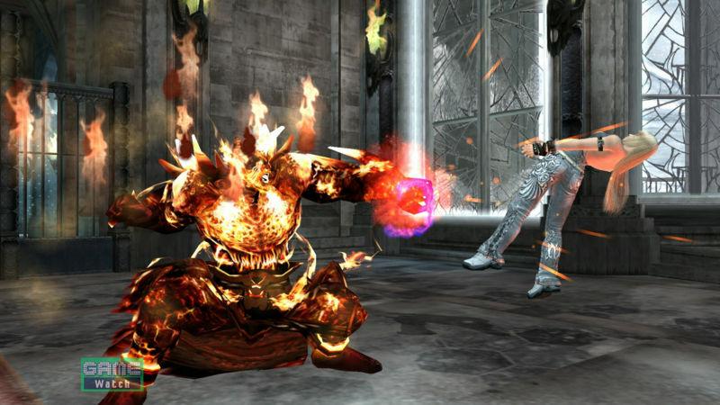 Image - 800px-Jinpachi Mishima versus Lili - Tekken 5 Dark ...