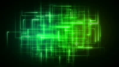 File:Stock-footage-green-lines-forming-geometrical-shapes-against-a-black-background.jpg