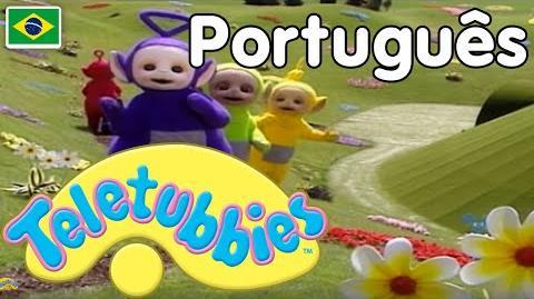 Teletubbies em Português Brasil Temporada 3, Episódio 78