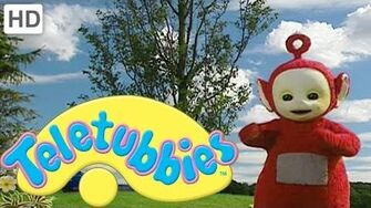 Teletubbies My Dad's a Train Driver - HD Video