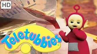 Teletubbies Ice Lollies - HD Video