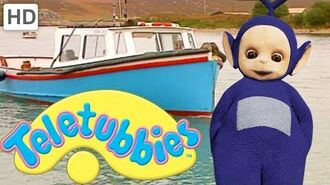Teletubbies- Going to School by Boat - HD Video
