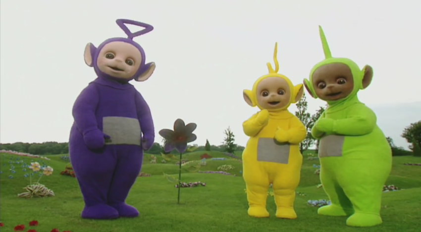 the big purple flower  teletubbies wiki  fandom powered by wikia, Beautiful flower