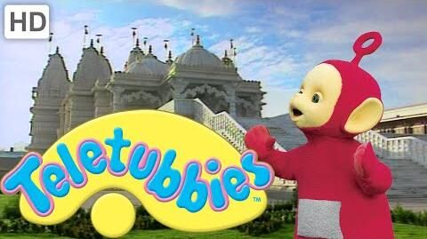 Teletubbies Mandir Temple - HD Video