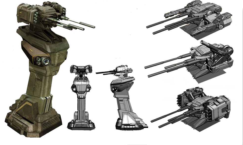 turret defense