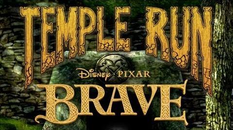 Temple Run Brave - Universal - HD Gameplay Trailer