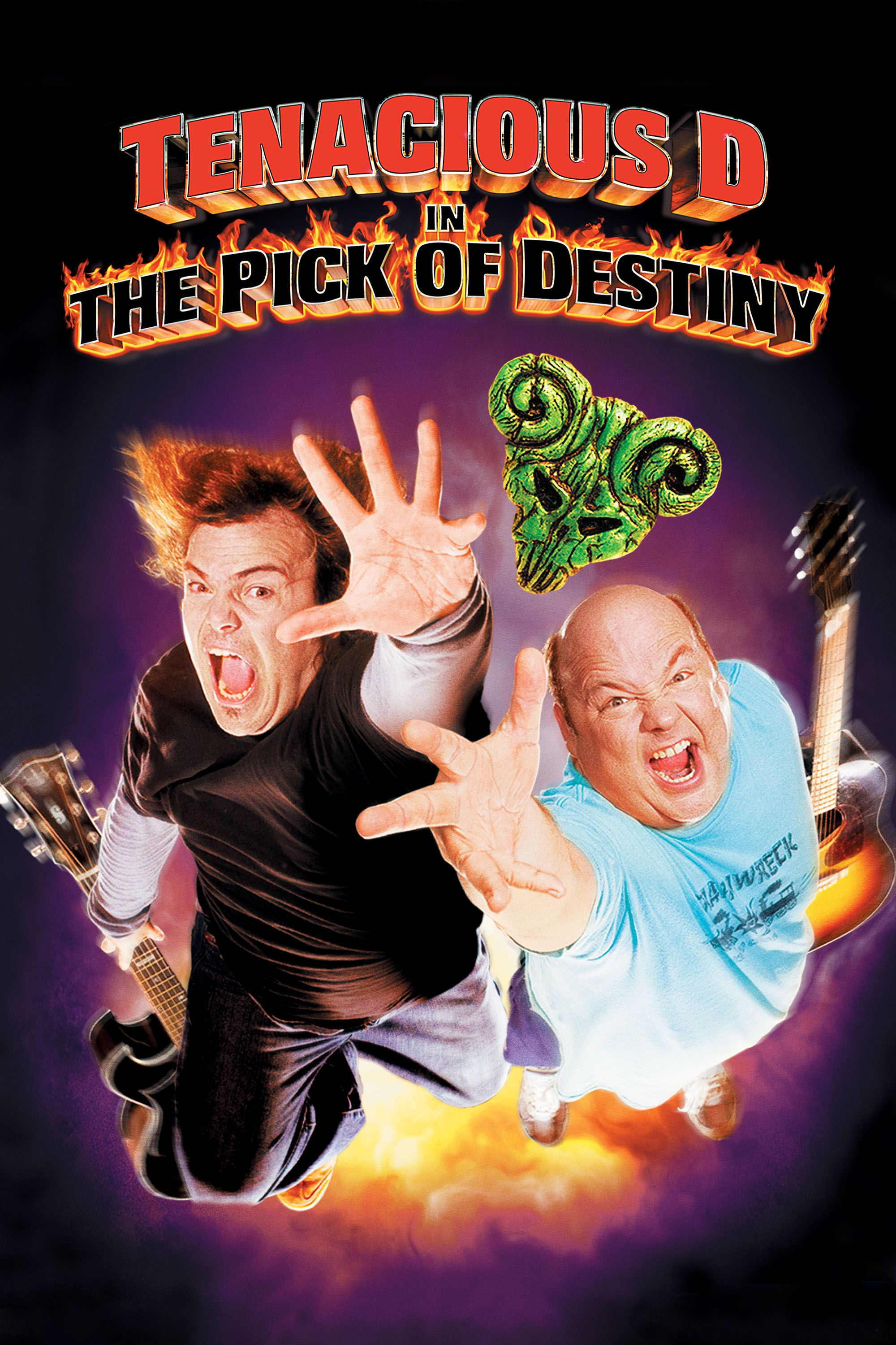 tenacious d the pick of destiny movie