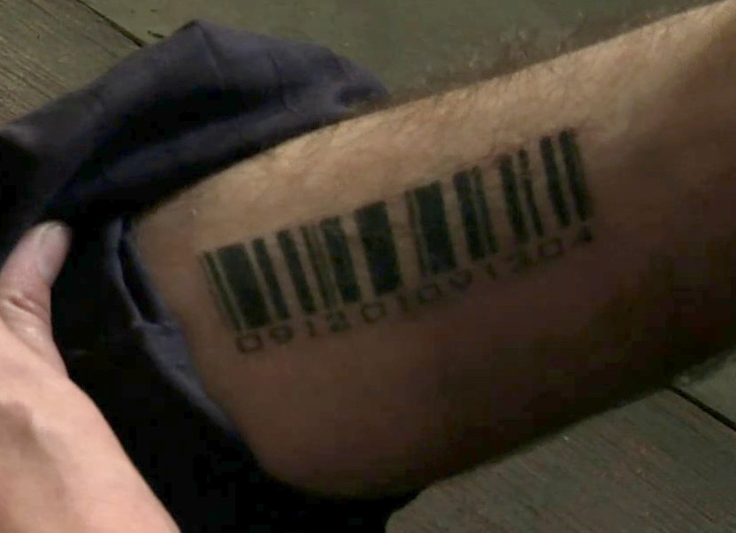 Barcode | Terminator Wiki | Fandom powered by Wikia