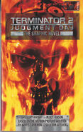Terminator 2 the graphic novel
