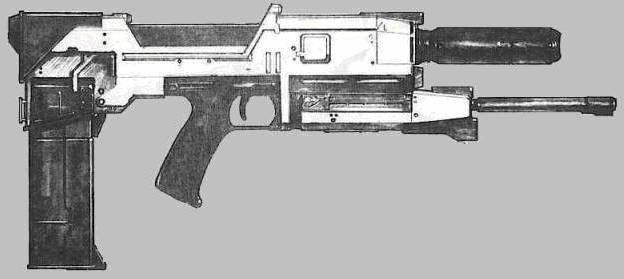 Laser Pulse Rifle Phased Plasma Pulse Rifle