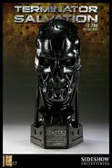 Terminator salvation t-700 life size
