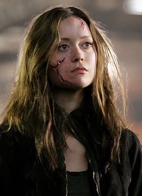 Summer Glau john connor