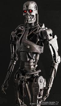 Terminator Salvation T 700