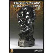 SIDESHOW TERMINATOR T700 LIFE SIZE