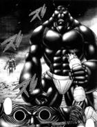 Infernalis Terraformer defeated Kaiki