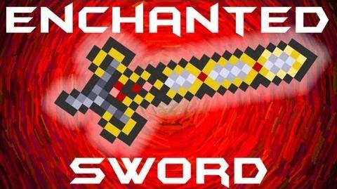Enchanted Sword