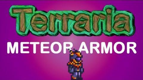Terraria - Meteor Armor