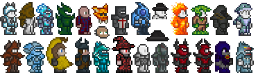 Armour,NPCs,andVanityCollection