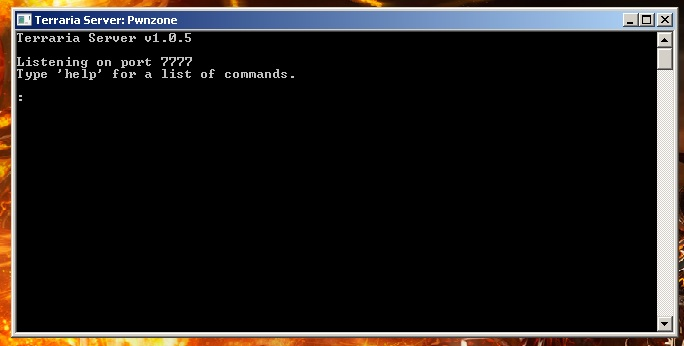 Terraria how to connect to dedicated server