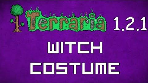 Witch Costume - Terraria 1.2