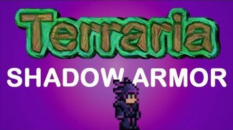 Terraria - Shadow Armor