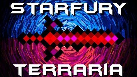 Terraria - Starfury