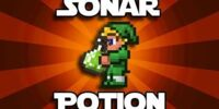 Sonar Potion