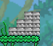 Iron Bars stacked