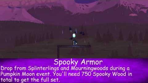 Spooky Armor - Terrara 1.2